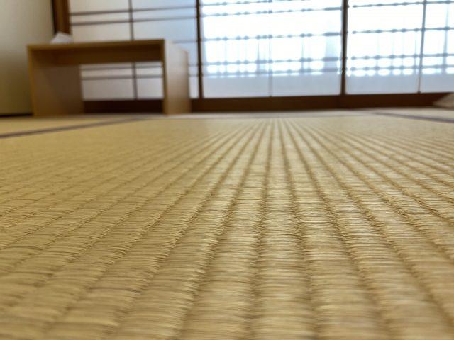 湿気対策の畳の画像