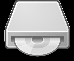 写真データの光ディスク