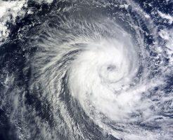 沖縄の10月は台風が多い?