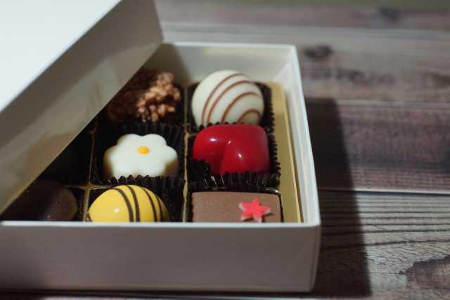 チョコレートの画像1です