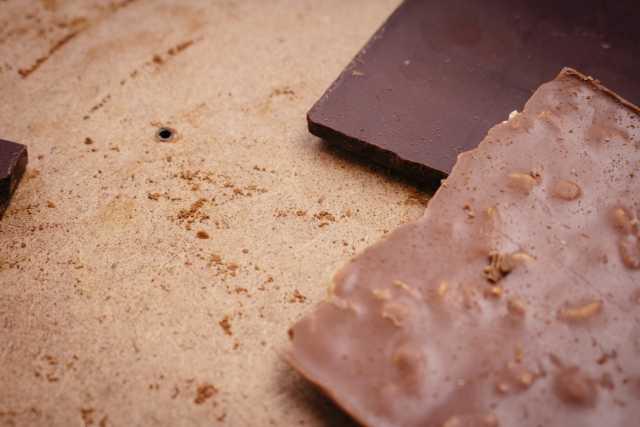 板チョコの画像です